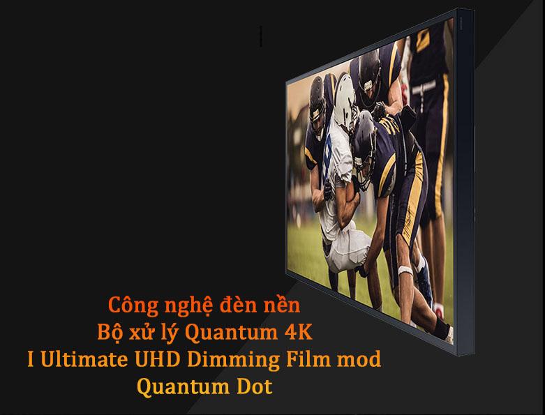 Smart Tivi Ngoài Trời The Terrace QLED Samsung 4K 65 inch QA65LST7T | Công nghệ đèn nền