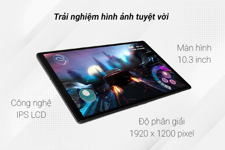 máy tính bảng Tab M10 - FHD Plus 4GB/64GB TB-X606X   Trải nghiệm hình ảnh tuyệt vời