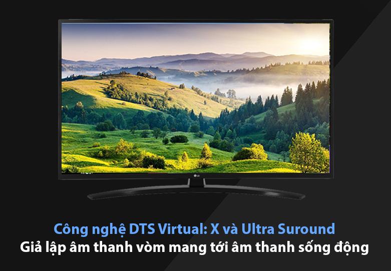 Tivi Smart Tivi LG 4K 43 inch 43UN7400PTA | Âm thanh đẳng cấp