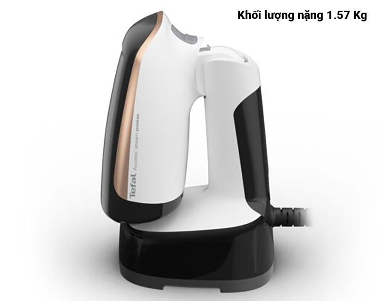 Bàn ủi hơi nước cầm tay dạng du lịch Tefal DT3030E0 | Khối lượng 1.57 Kg