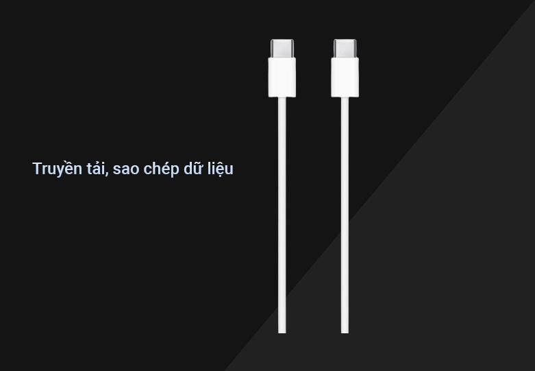 Cáp Sạc APPLE USB-C CHARGE (1M)-ITS (MUF72ZA/A) | Truyền tải, sao chép dữ liệu