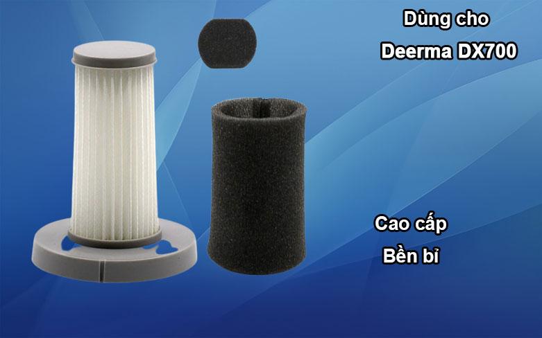 Lõi lọc Deerma Hepa DX700-1 | Chất liệu cao cấp