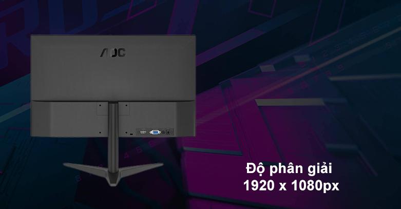 Màn hình LCD AOC 23.8'' 24B1XH5 | Độ phân giải cao