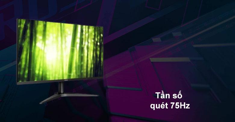 Màn hình LCD AOC 23.8'' 24B1XH5 | Tần số quét 75Hz