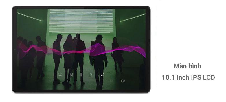 Máy tính bảng Lenovo Tab M10 Gen 2 TB-X306X 2GB/32GB (ZA6V0121VN) (Đen)   Màn hình 10.1 inch