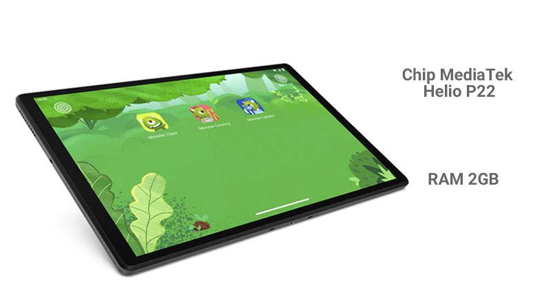 Máy tính bảng Lenovo Tab M10 Gen 2 TB-X306X 2GB/32GB (ZA6V0121VN) (Đen)   Hiệu năng ổn định