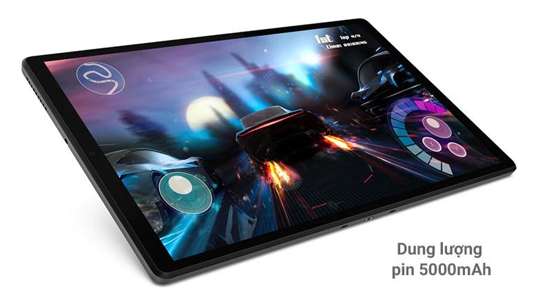 Máy tính bảng Lenovo Tab M10 Gen 2 TB-X306X 2GB/32GB (ZA6V0121VN) (Đen)   Dung lượng pin cao