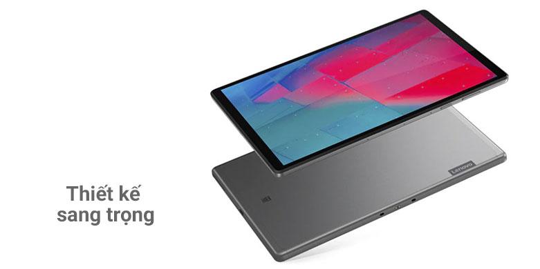Máy tính bảng Lenovo Tab M10 Gen 2 TB-X306X 2GB/32GB (ZA6V0121VN) (Đen)   Thiết kế sang trọng