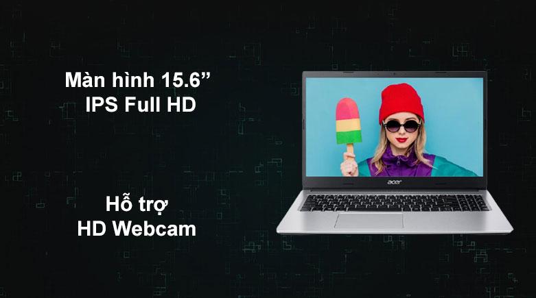 Laptop Acer Aspire 3 A315-23-R1XZ | Màn hình 15.6 inch IPS Full HD, Hỗ trợ HD Webcam