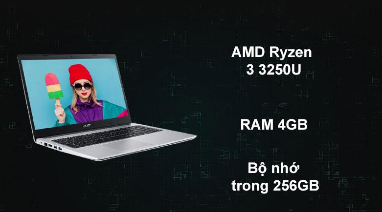 Laptop Acer Aspire 3 A315-23-R1XZ | Cấu hình ổn định