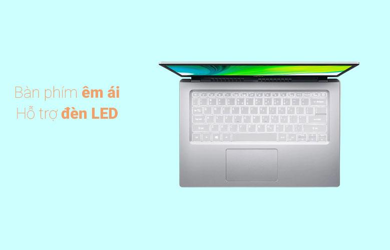Laptop Acer Aspire 5 A514-54-36YJ | Bàn phím êm ái