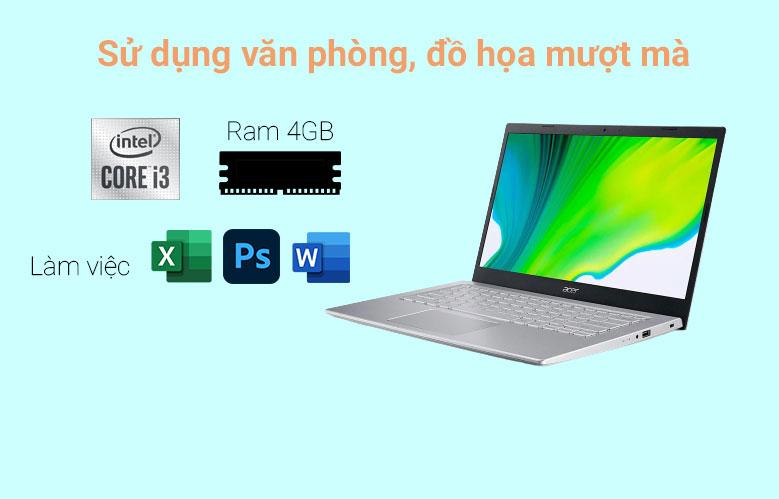 Laptop Acer Aspire 5 A514-54-36YJ | Sử dụng văn phòng, đồ họa mượt mà