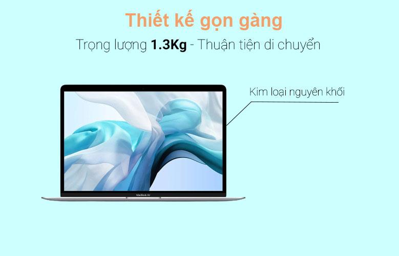 "Laptop MacBook Air 2020 13.3"" MGN93SA/A | Thiết kế gọn gàng"