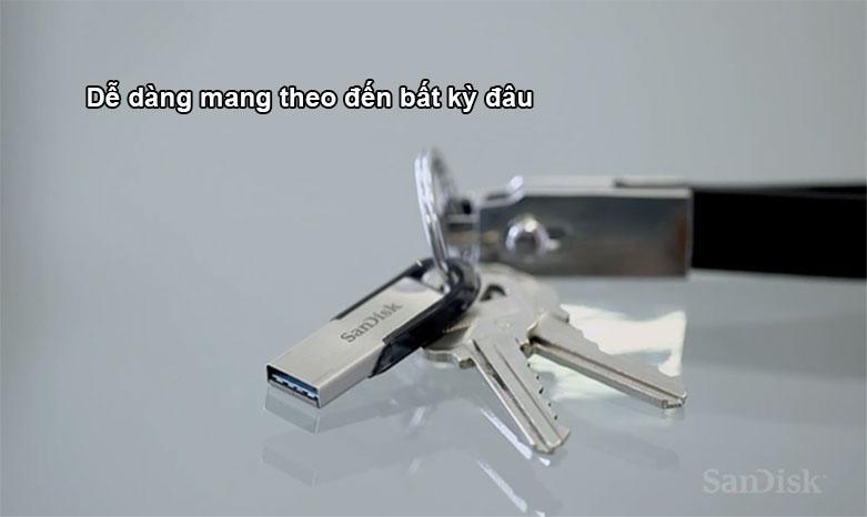 USB Sandisk 16GB (SDCZ73- G46) Ultra | Dễ dàng mâng theo đến bất kỳ đâu