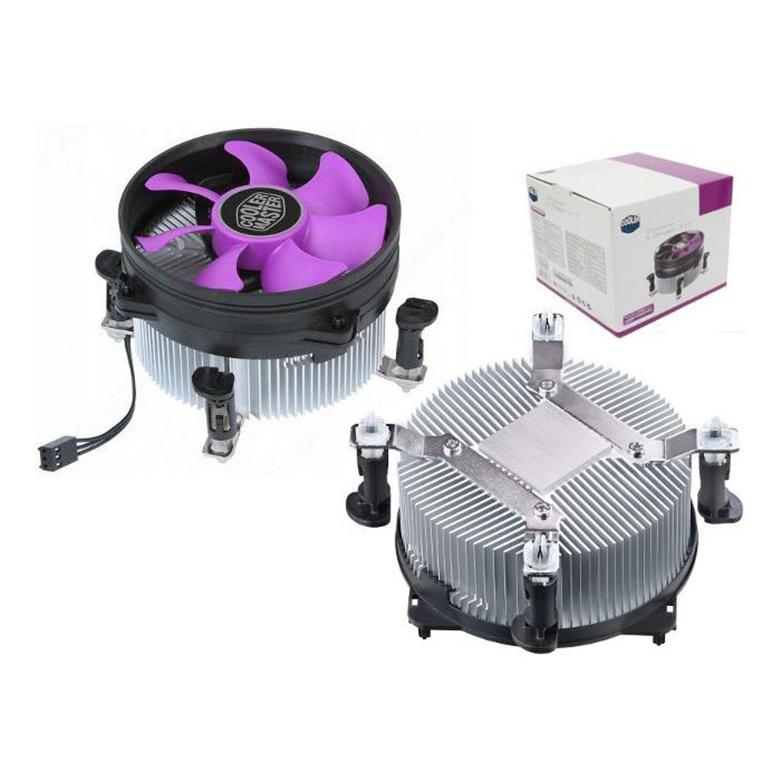 Tản khí Cooler Master XDream i117 | Dễ dàng vệ sinh