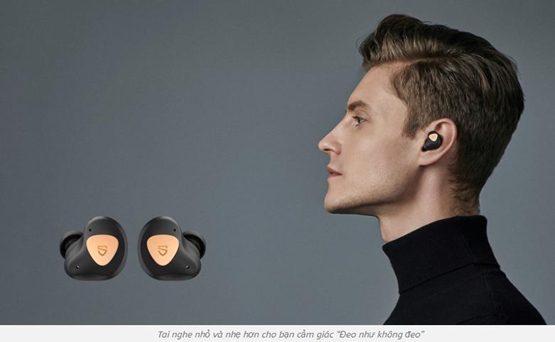 Tai nghe không dây Bluetooth True Wireless Soundpeats Truengine 3 SE || Khối lượng siêu nhẹ