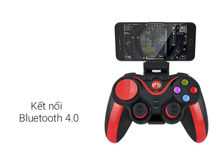 Tay cầm gamepad bluetooth N1-9013 | Kết nối Bluetooth 4.0