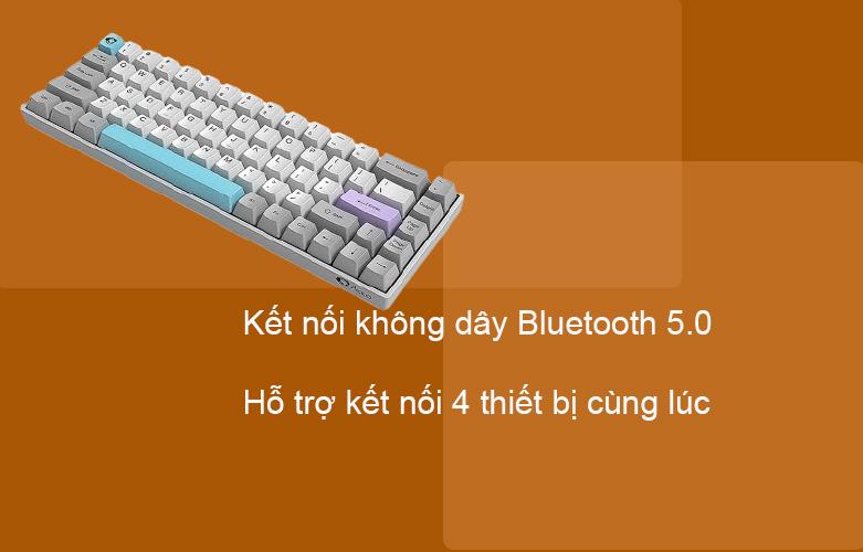 AKKO 3068 Silent Gateron Pink Switch | Bàn phím cơ Akko 3068 Silent