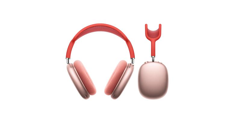 Tai nghe AirPods Max - Pink (MGYM3ZA/A)   Thiết kế khác biệt