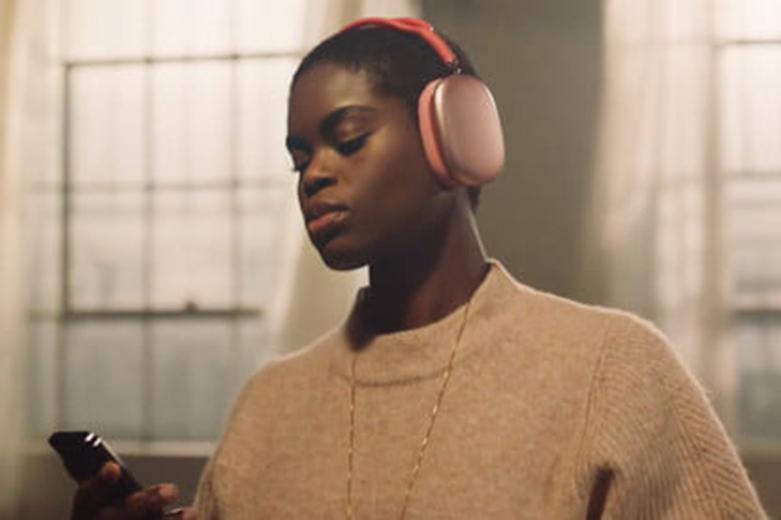 Tai nghe AirPods Max - Pink (MGYM3ZA/A)   Công nghệ chống ồn chủ động ANC
