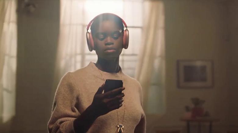 Tai nghe AirPods Max - Pink (MGYM3ZA/A)   thời lượng sử dụng lâu dài