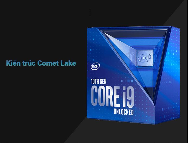 Bộ vi xử lý Intel Comet Lake Core i9-10900F   Kiến trúc Comet Lake