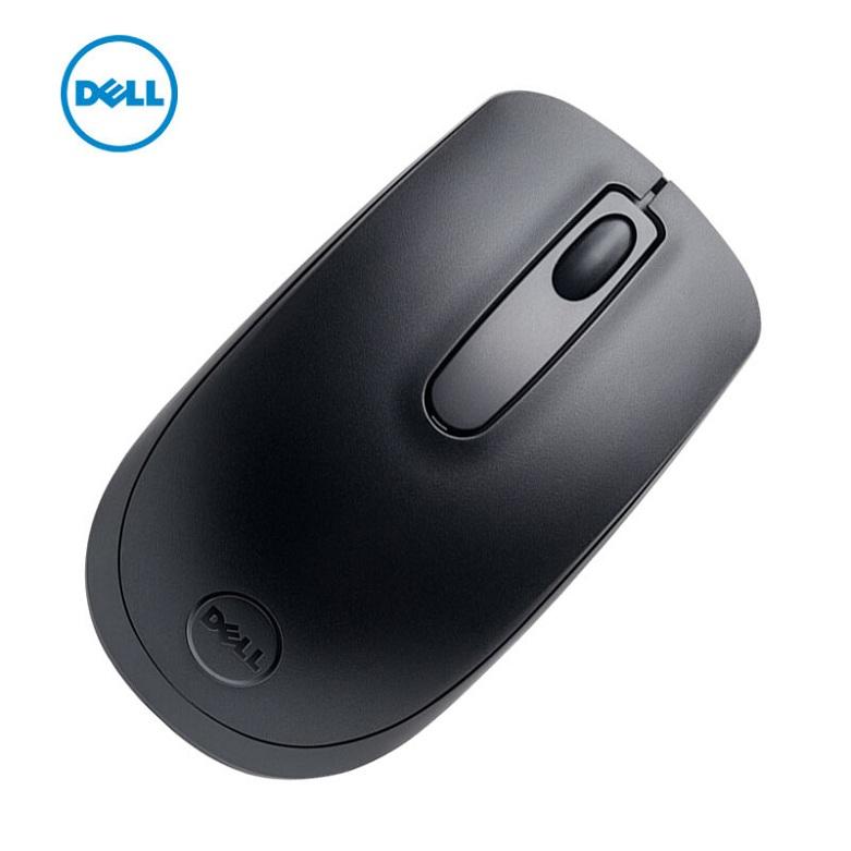 Chuột không dây Dell WM118 (Đen) | Cổng kết nối USB đa dụng