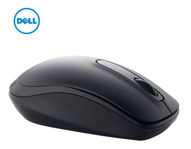 Chuột không dây Dell WM118 (Đen) | Kết nối không dây
