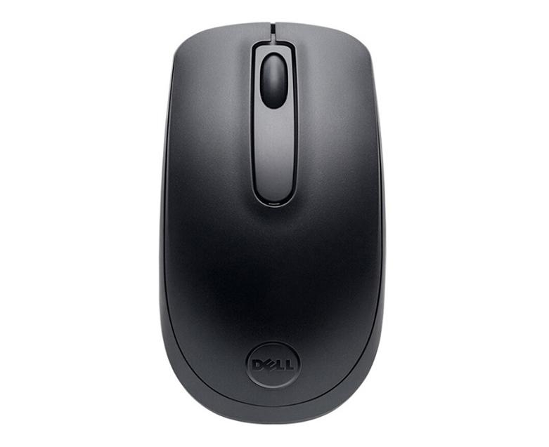 Chuột không dây Dell WM118 (Đen) | Thời lượng sử dụng pin lâu