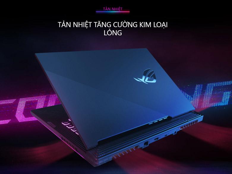 Laptop Asus ROG Strix G15 G512-IAL001T | Tản nhiệt tối ưu