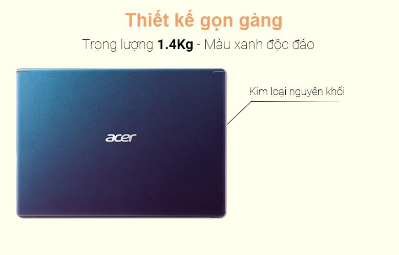 Laptop Acer Aspire 5 A514-54-38AC | Thiết kế gọn gàng