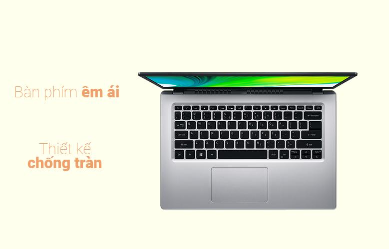 Laptop Acer Aspire 5 A514-54-38AC | Bàn phím êm ái