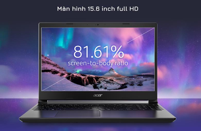 Laptop Acer Aspire 7 A715-41G-R282 (NH.Q8SSV.005) | Màn hình 15.6 inch full HD