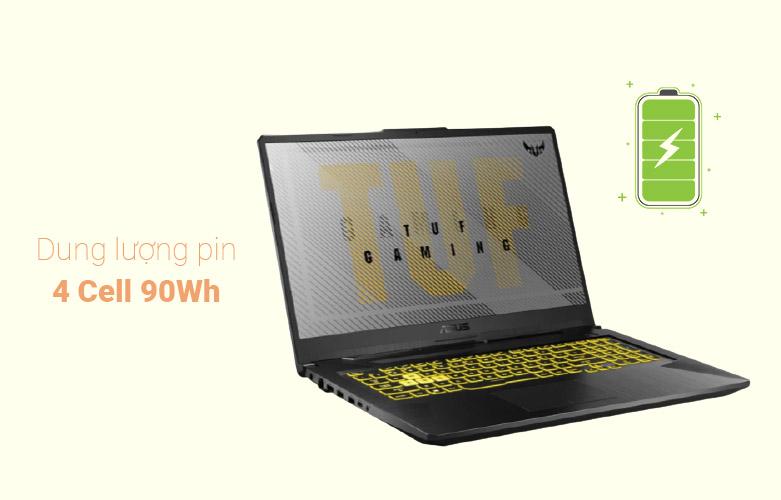 Laptop Asus TUF Gaming FA706IU-H7133T | pin 4 cell 90Wh