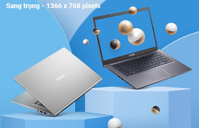Laptop Asus Vivobook X415MA-BV088T (N5030) (Bạc) | Thiết kế sang trọng