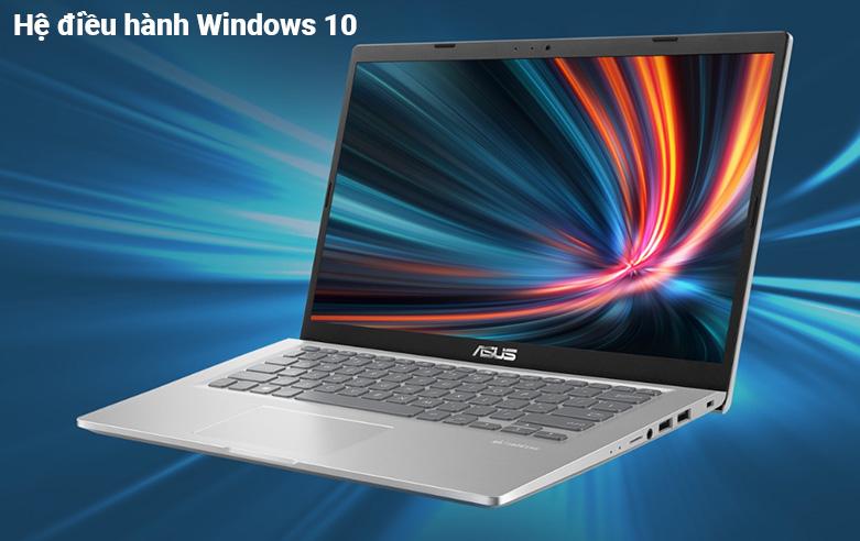 Laptop Asus Vivobook X415MA-BV088T (N5030) (Bạc) | Hệ điều hành bản quyền