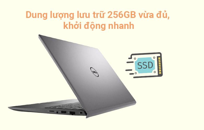 Laptop Dell Vostro 14 5402 (5402-V4I5003W)   ổ cứng 256GB SSD chuẩn M.2 NVMe