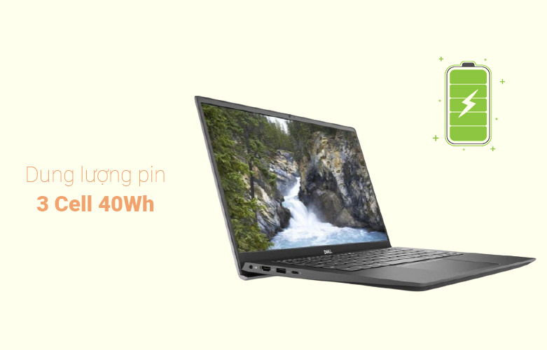 Laptop Dell Vostro 14 5402 (5402-V4I5003W)   pin 3 cell 40Wh