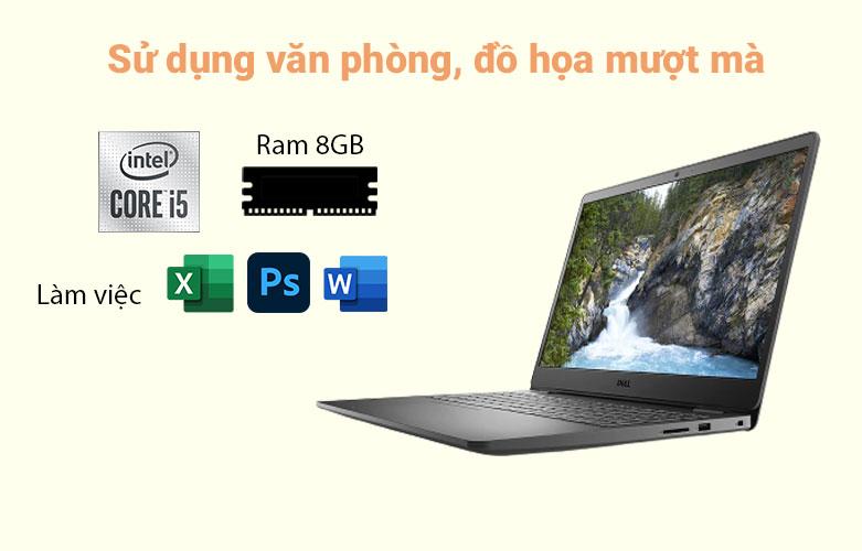Laptop Dell Vostro 15 3500 (3500-7G3981) (i5-1135G7) | Hiệu năng mạnh mẽ