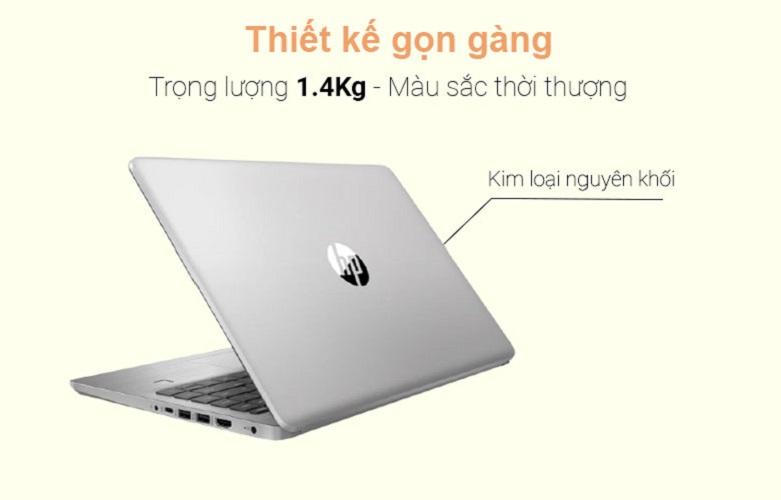 Laptop HP 340s G7 (36A37PA) | Thiết kế gọn gàng