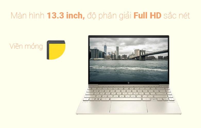 Laptop HP Envy 13-ba1028TU (2K0B2PA)   Màn hình 13.3 inch