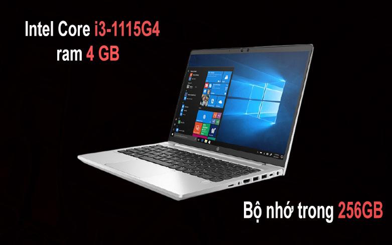 Laptop HP ProBook 440 G8- 2H0R5PA | Hiệu năng mạnh mẽ