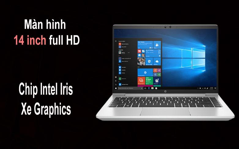 Laptop HP ProBook 440 G8- 2H0R5PA | Màn hình 14 inch Full HD
