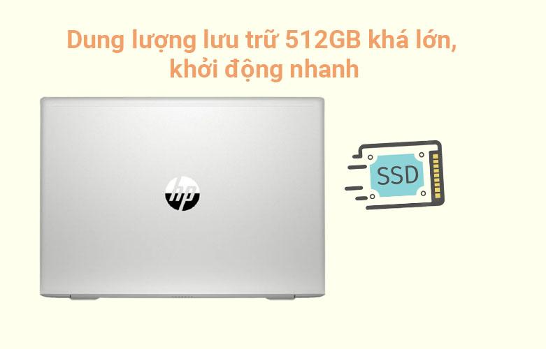 Laptop HP ProBook 455 G7-1A1B0PA   Dung lượng lưu trữ khá lớn