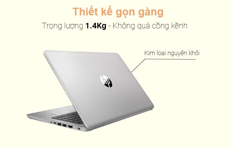 Laptop HP 340s G7 (240Q4PA) | Thiết kế mỏng nhẹ