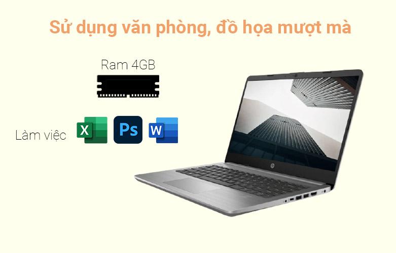 Laptop HP 340s G7 (240Q4PA) | Cấu hình ổn định