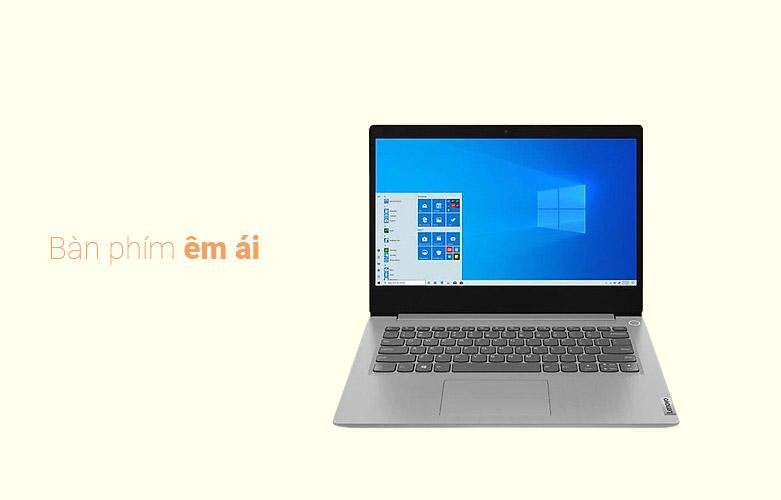 Laptop Lenovo Ideapad 3 14IIL05-81WD00JDVN | Bàn phím êm ái