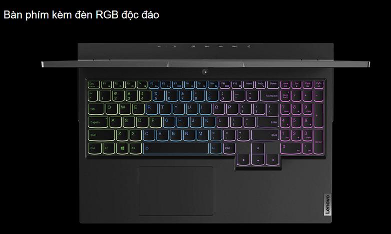 Laptop Lenovo Legion 5P 15IMH05-82AU00G9VN| Đa dạng cổnh kết nối