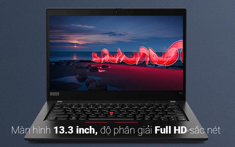 Laptop Lenovo Thinkpad X13-20T2S01E00 | Màn hình 13.3 inch full HD