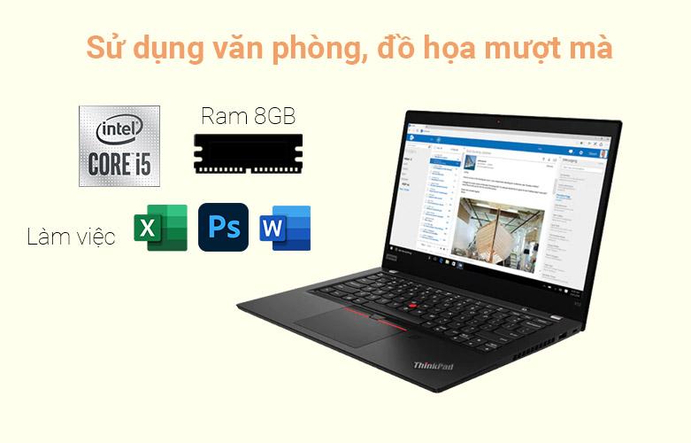 Laptop Lenovo Thinkpad X13-20T2S01E00 | Sử dụng CPU core i5-10210U